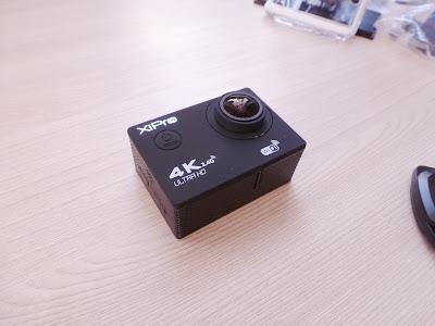 Передняя часть камеры XiPro Xi7000