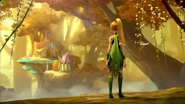 dragon nest 2 throne of elves full movie