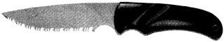 Японский боевой нож работы Г. Сакаи