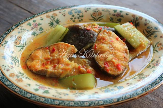 Ikan Baung Masak Tempoyak Perak
