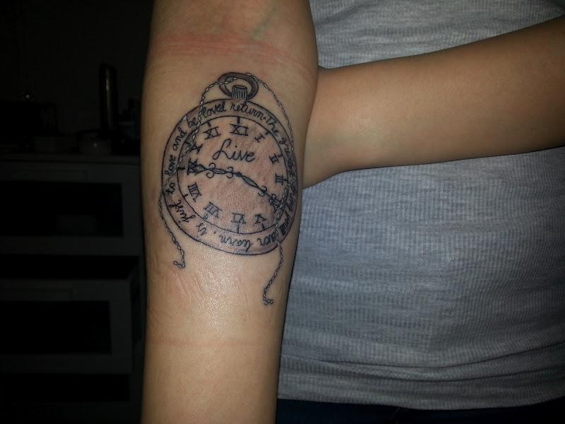 Kello Tatuointi