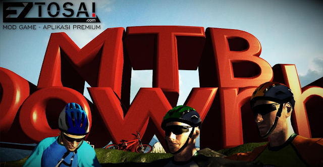 Game MTB DownHill Multiplayer Mod Apk Unlimited Money