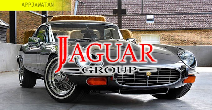 Jawatan Kosong di Jaguar Solutions Sdn Bhd - 22 Februari 2019