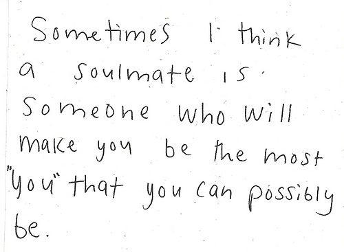 Gak punya pacar? setidaknya kamu mempunyai soulmate