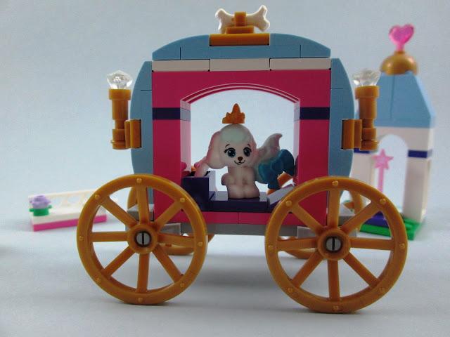 Set LEGO Disney Princess 41141 Pumpkin's Royal Carriage