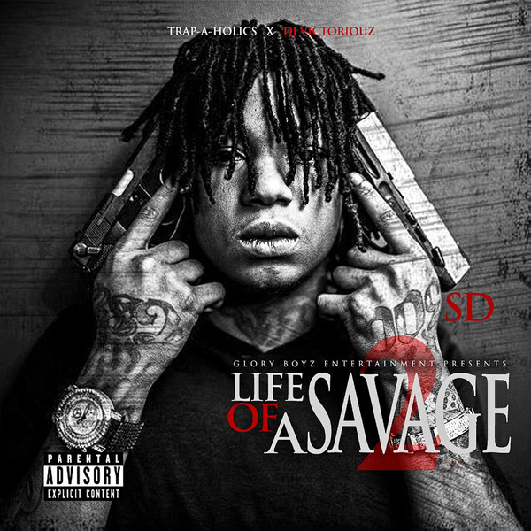 SD - Life of a Savage 2  Cover
