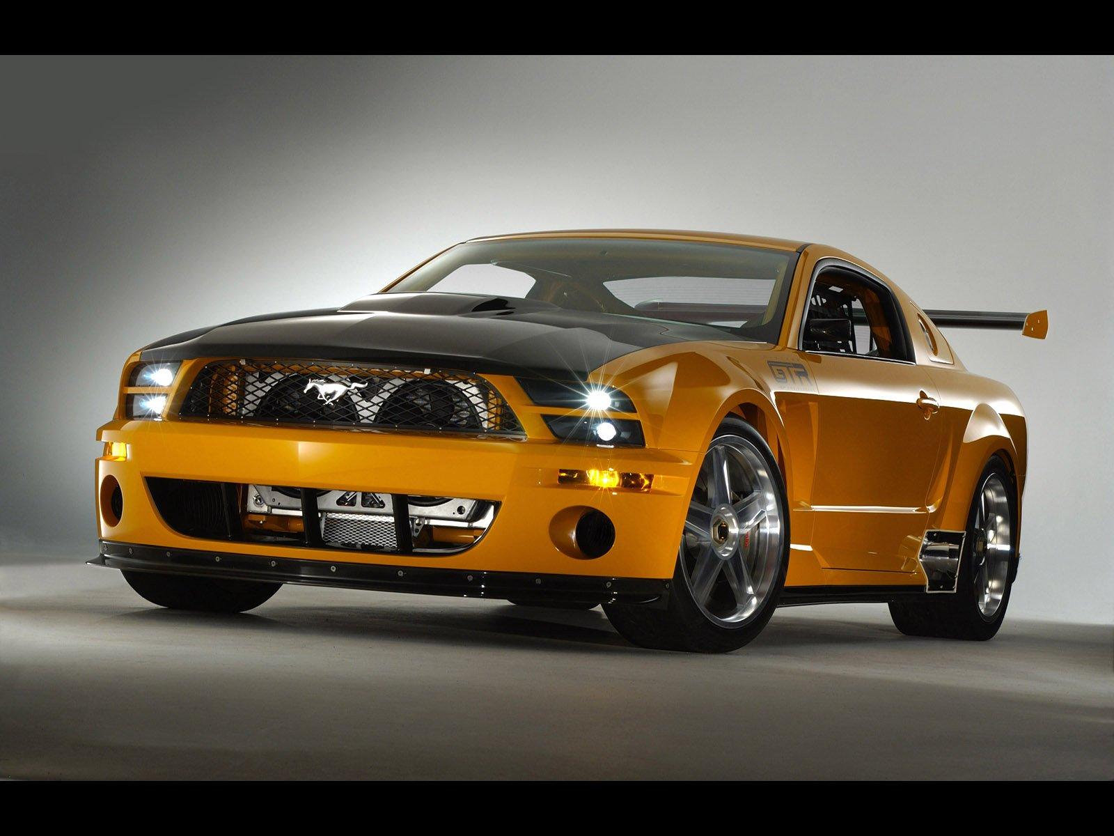 Lamborgini Sports Car Hd Wallpaper Fast Auto Mustang Gt