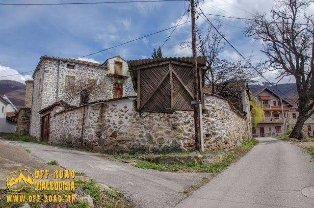 Streets in #Brajcino village, #Prespa region, #Macedonia