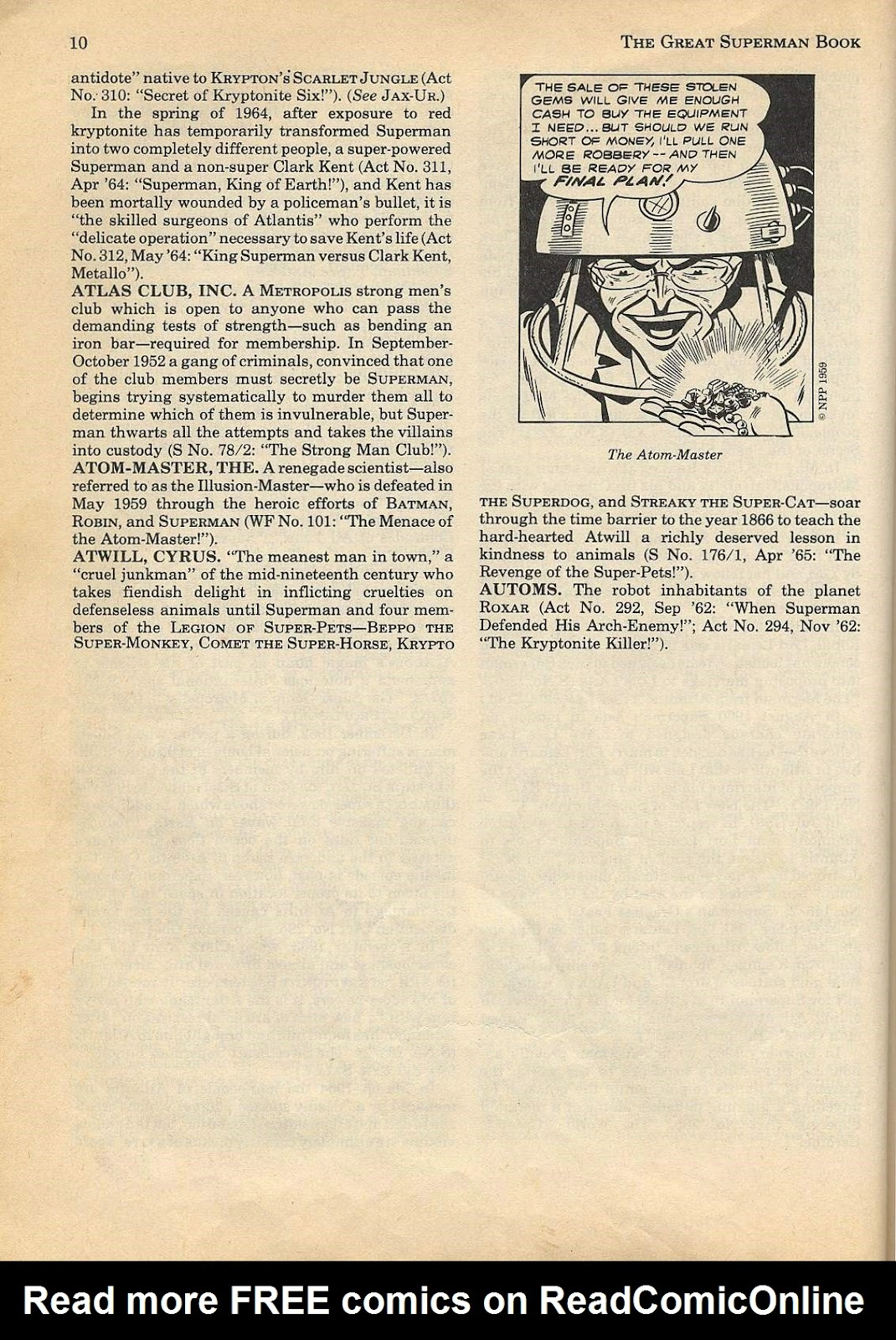 The Great Superman Book issue TPB (Part 1) - Page 28