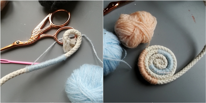 como-hacer-cesta-cuerda-y-lana