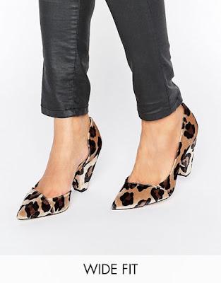 fotos de Zapatos de Tacon Bajo