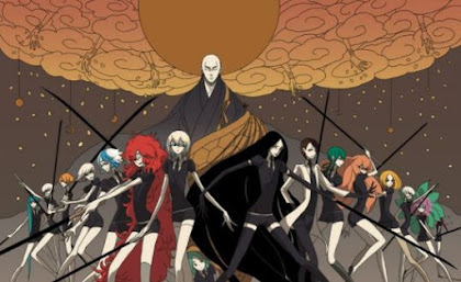 Houseki No Kuni Episódio 3 -