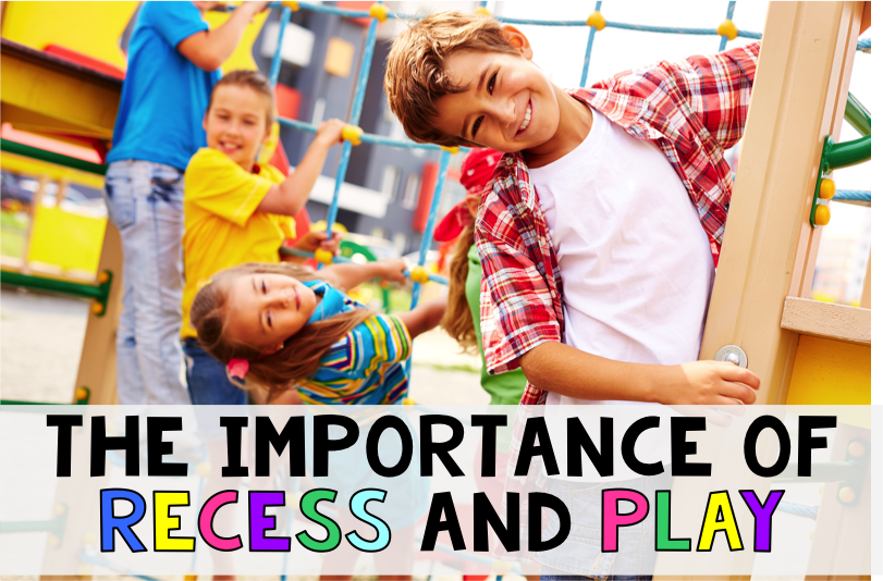 the importance of play and the