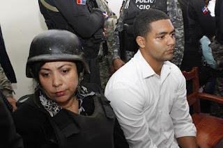 Marlon y su madre no se miran ni hablan en juicio