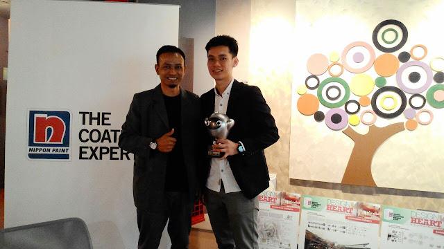 Tan Kwon Chong, Nippon Paint Young Designer Award