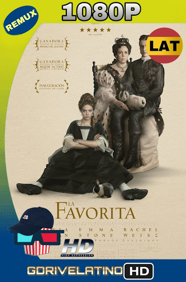 La Favorita (2018) BDRemux 1080p Latino-Ingles MKV