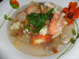Sup Udang Bima