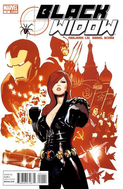 AzComics Español Black Widow Volumen 4 Descargar Español Mega