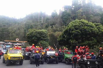 Paket Wisata Jogja  - Cave Tubing Goa Pindul - Merapi Lava Tour
