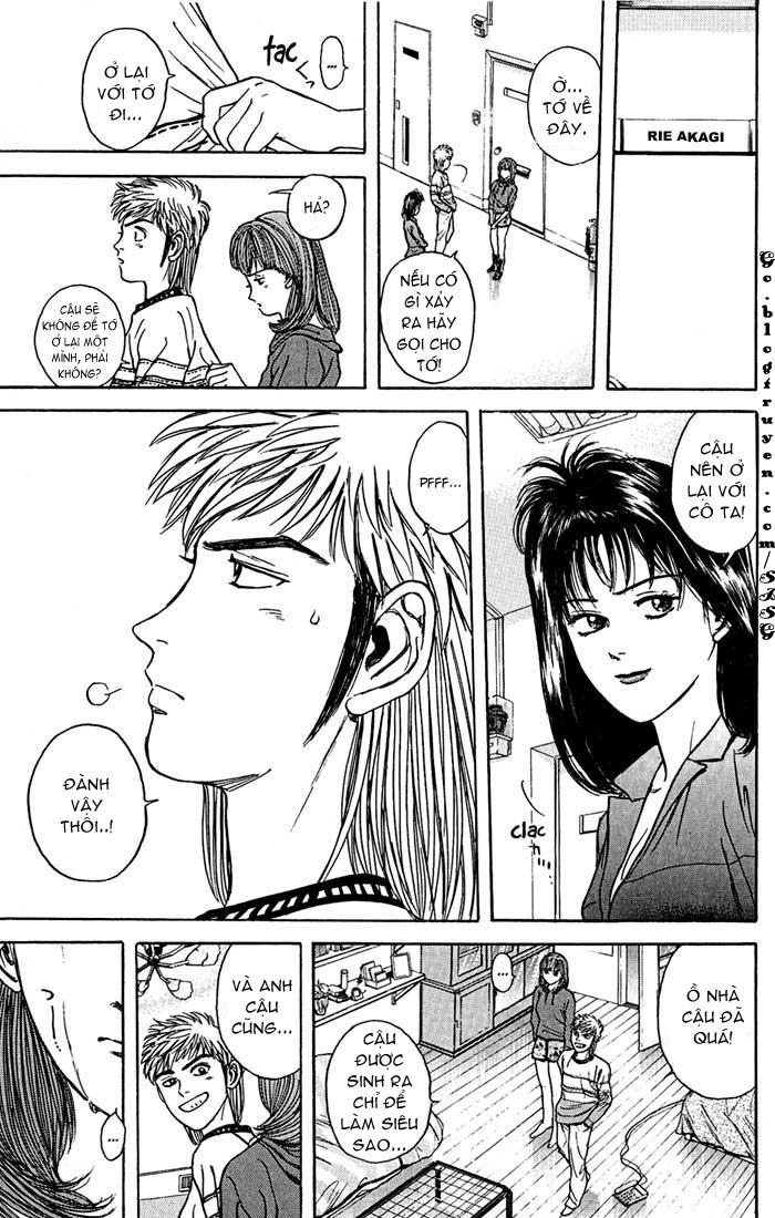 Psychometrer Eiji chapter 28 trang 21