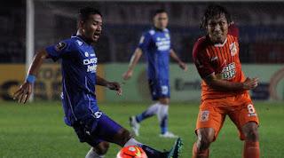 Persib vs Borneo FC: Gian Zola Incar Cetak Gol