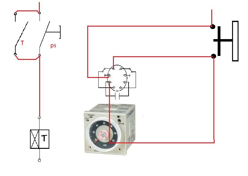 Penjelasan Simbol    Gambar Komponen Listrik Yang Digunakan Untuk Menggambar Rangkaian Kontrol