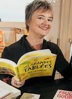 Livres et recettes de Sylvia Gabet