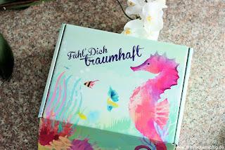 Review: Fühl dich traumhaft - DuschDas - Limited Edition - www.annitschkasblog.de