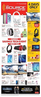 The source Weekly Flyer June 15 – July 5, 2017