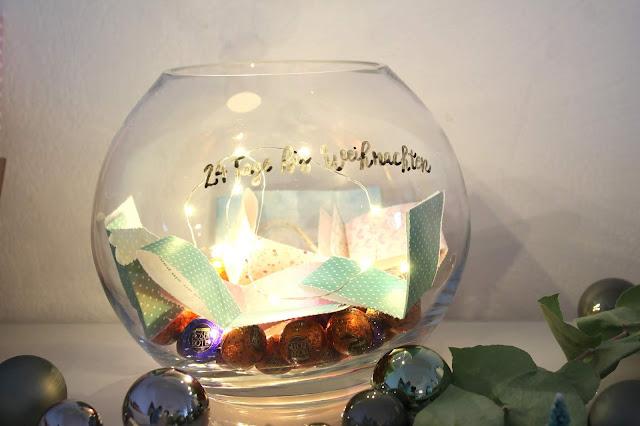 Basteltipp Advent im Glas Jules kleines Freudenhaus