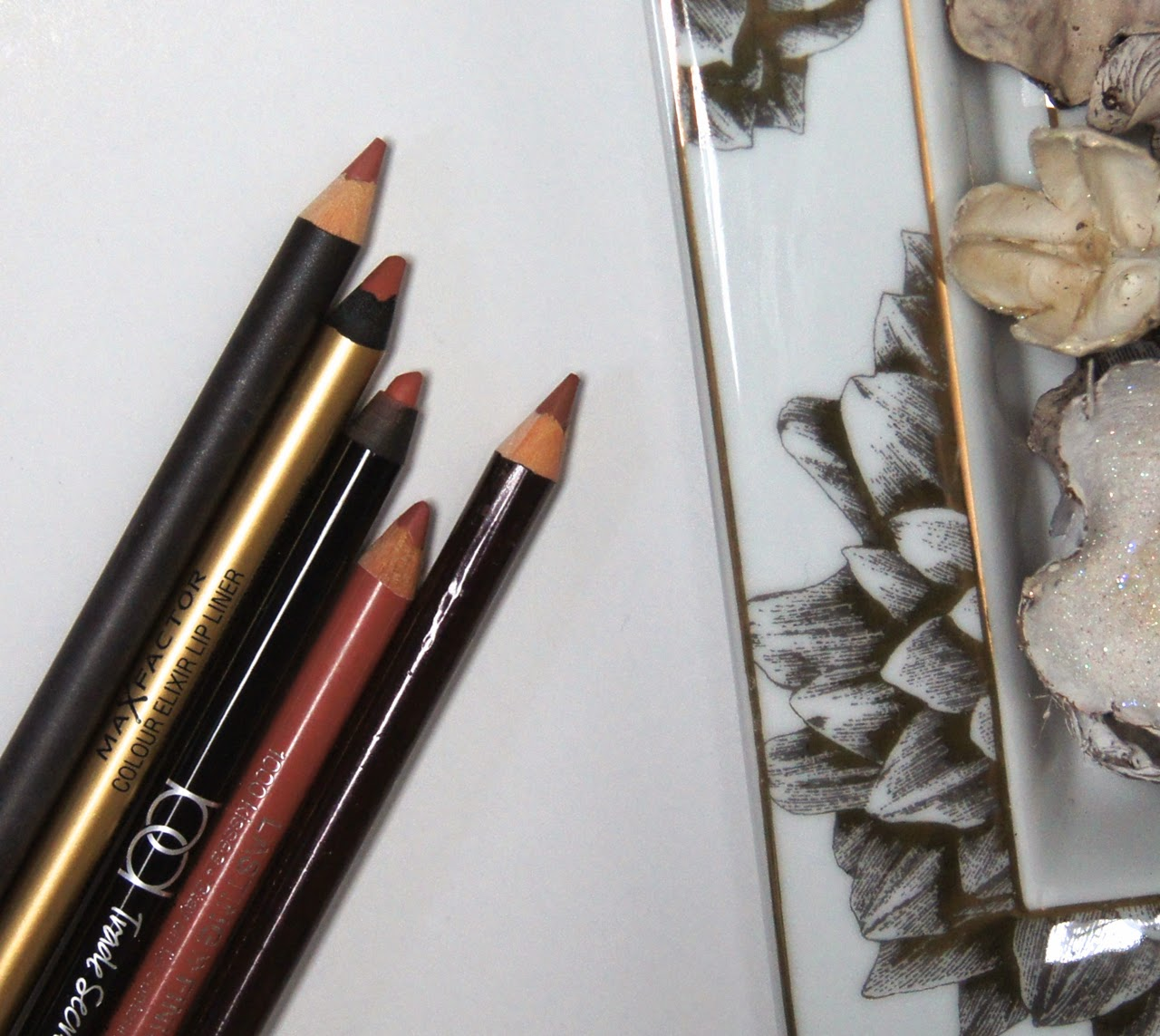 top 5 nude lip liners kylie jenner inspired MAC Laura Mercier Max Factor Rimmel Barbara Daly