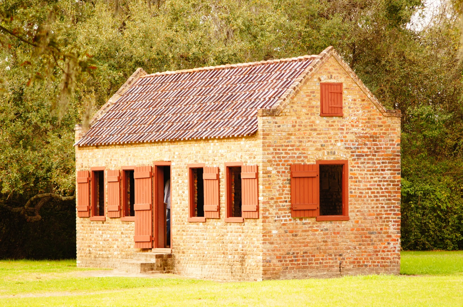 Slave House Public Domain Picture