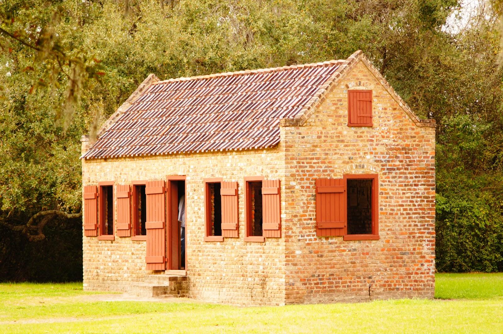 Slave House Public Domain Picture