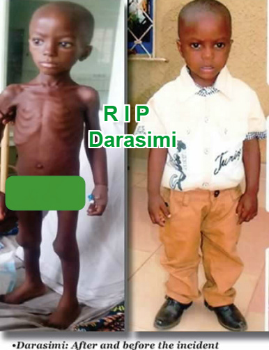 boy drink acid water dies ogun state