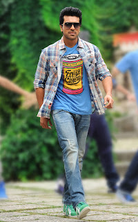 Tollywood actor Ram Charan