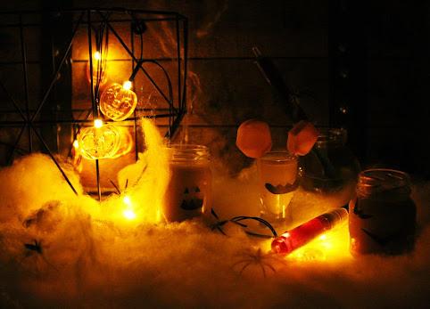 Przyjęcie halloween dla dzieci. Dekoracje na halloween - proste w wykonaniu.