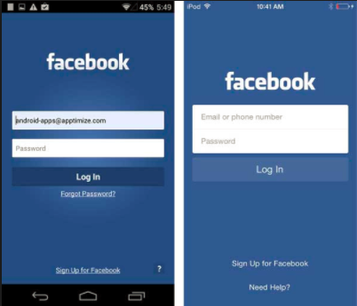 Facebook not mobile login  How Can I Log In to Facebook Mobile on My