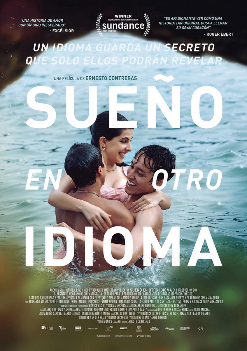 Sueño En Otro Idioma (2017) HD 1080P LATINO
