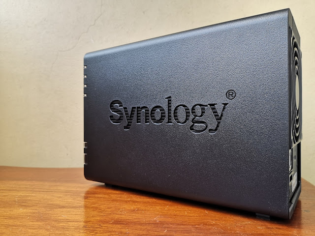 synology ds218+ review