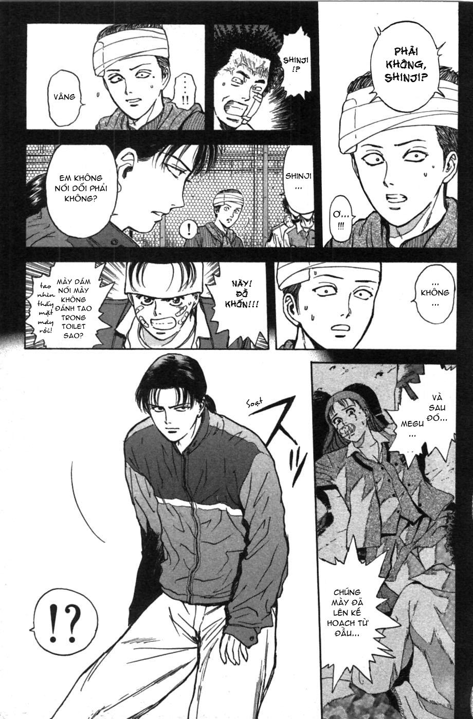 Psychometrer Eiji chapter 45 trang 4