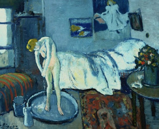 Blue Room oleh Pablo Picasso