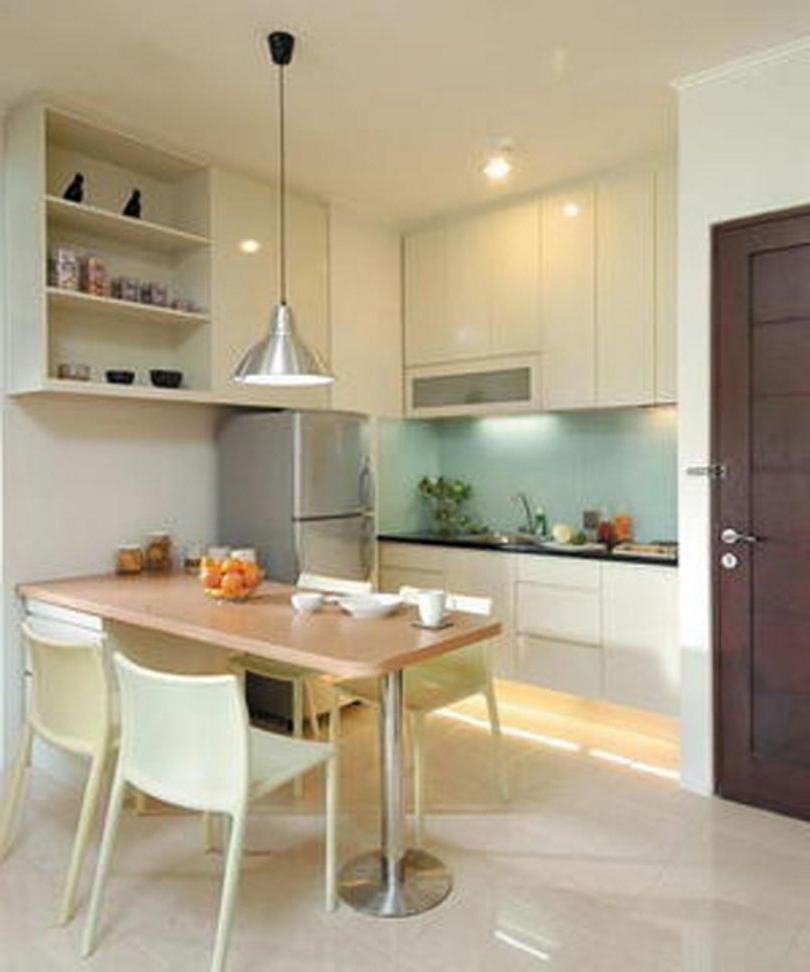model dapur dan ruang makan minimalis desain interior rumah intended for keyword