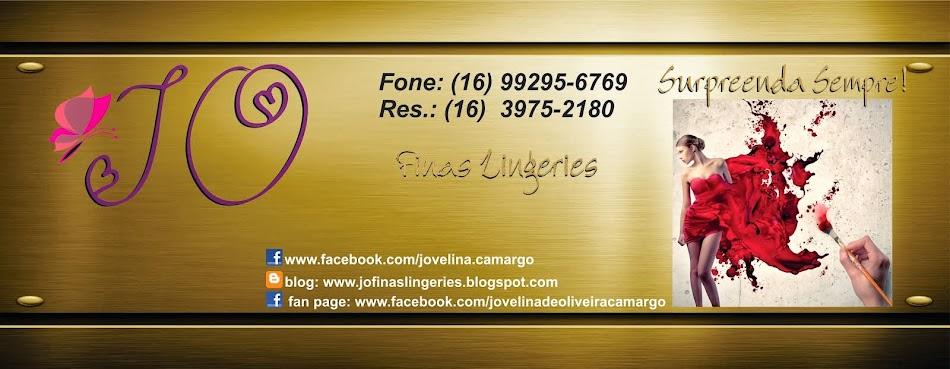 c5f0d3925 Jo Finas Lingeries  Vire expert em lingerie
