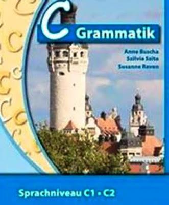 كتاب 3  تمارين   للتدرب على قواعد اللغة الالمانية مع  الحلول C1-C2 ا  übunggrammatik