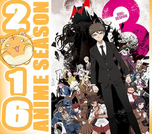 Danganronpa 3: The End of Kibougamine Gakuen - Zetsubou-hen Wallpaper Screenshot Preview Cover