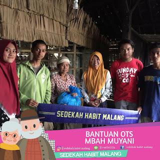 Mbah Mulyani : Bantuan OTS