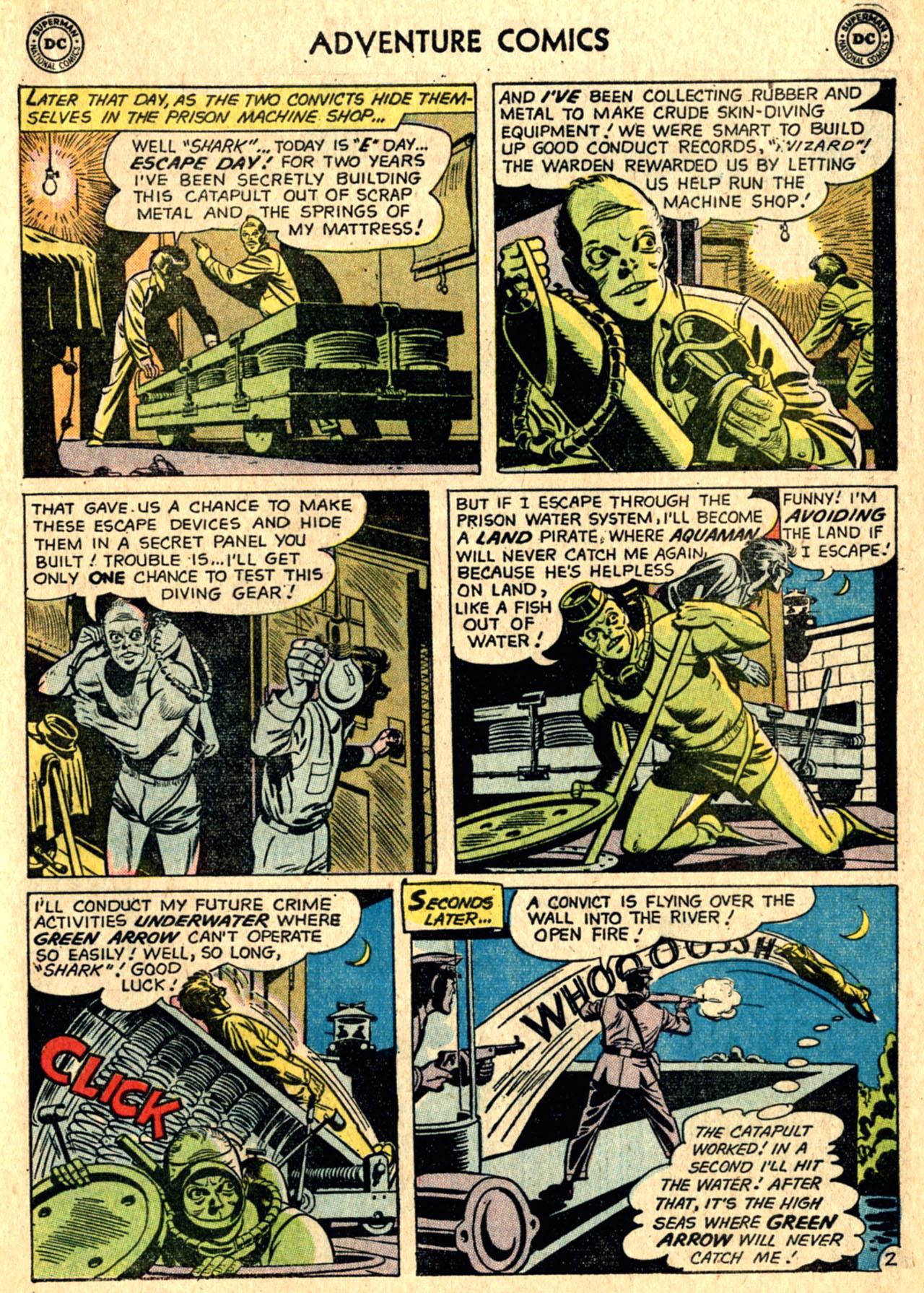 Read online Adventure Comics (1938) comic -  Issue #267 - 17