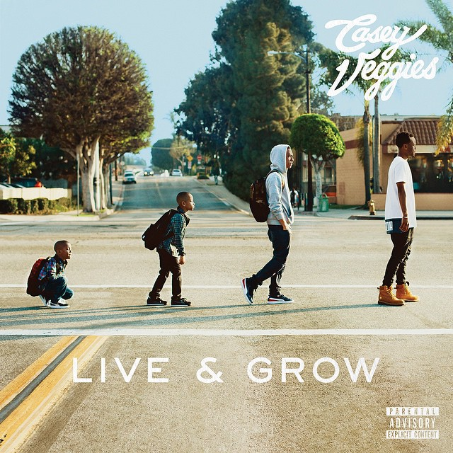 Casey Veggies - Actin' Up (Feat. Dom Kennedy)