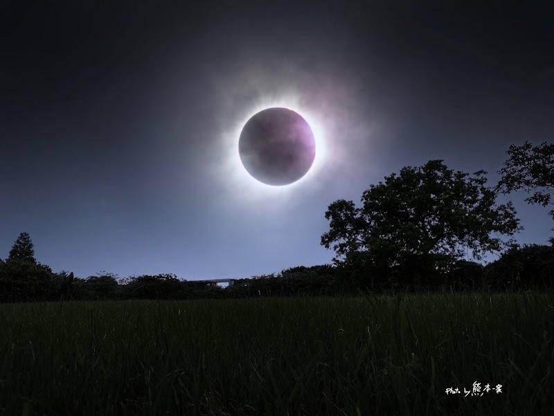 如何拍攝日蝕、日環食相片|手機拍攝也辦得到日環食日偏蝕日蝕
