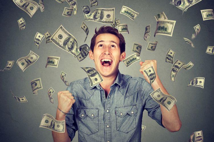 Menang Lotere Rp10 Miliar Gara-gara Makan Biskuit Keberuntungan